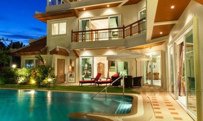 Brand New Story Villa House Sale Pratumnak