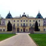 Branicki Palace Century Palatial Manor House Poland