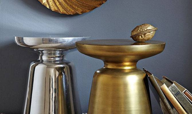 Brass Back Decor Pieces Love