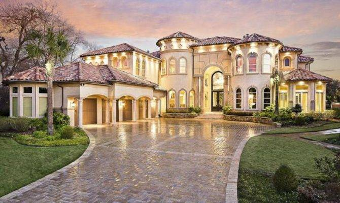 Breathtaking Mediterranean House Plan