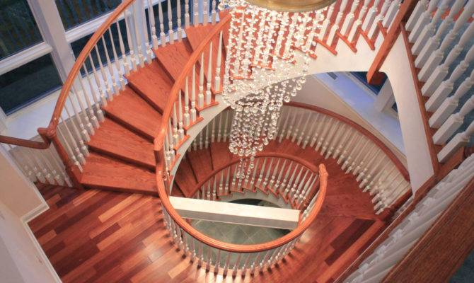 Breathtaking Spiral Staircases Dream Having