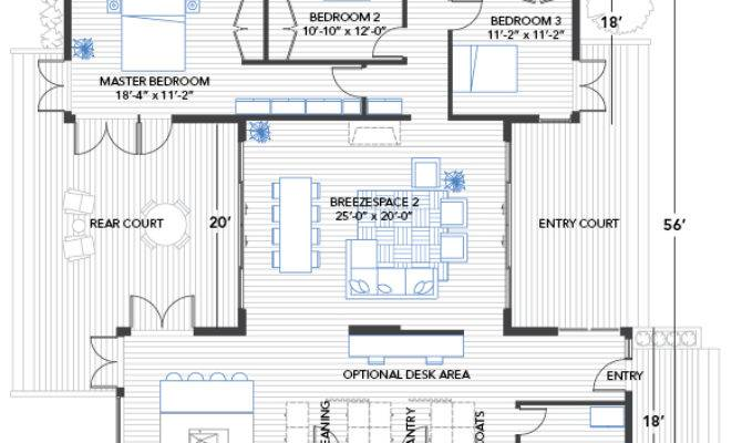 Breeze House Floor Plan Shipping Containers Into Homes