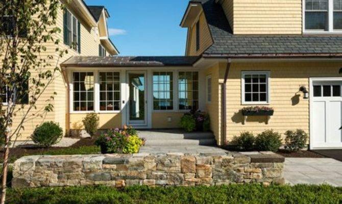 Breezeway Home Design Ideas Remodel Decor