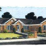 Brick Bungalow Home Plans Bungalows Town