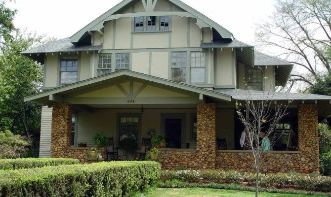 Brick Craftsman Cottage Style House Plans