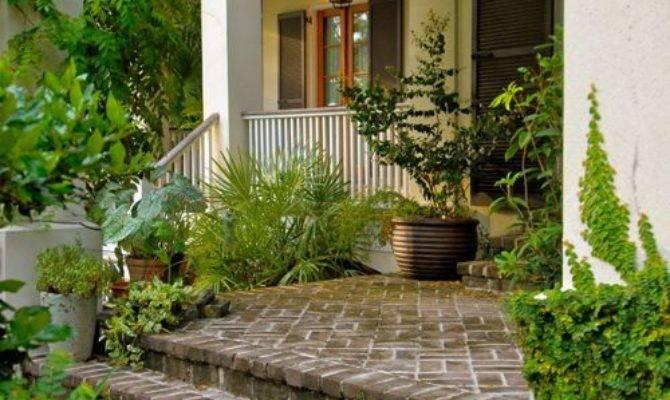 Brick Front Home Design Ideas Remodel Decor