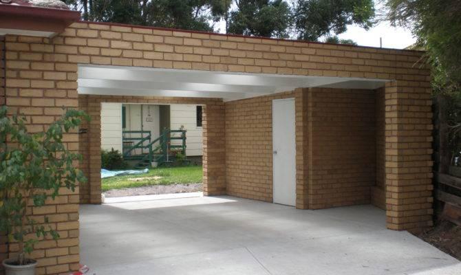 Brick Garages Brentwood