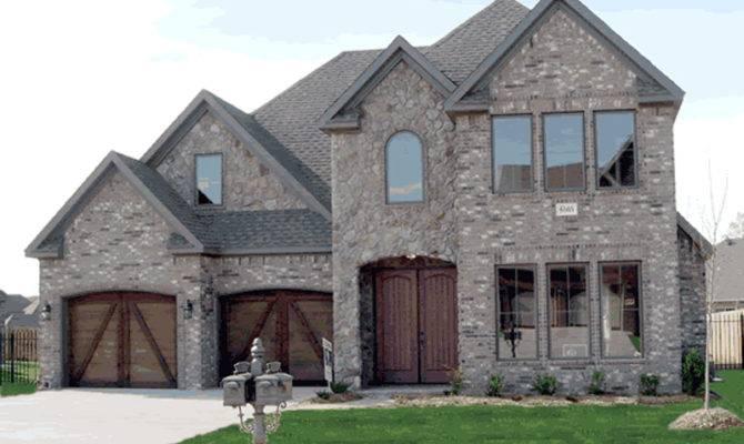 Brick Home Plans House