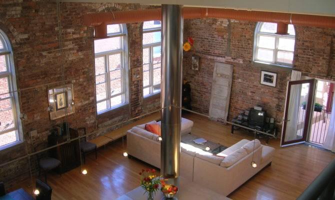 Brick Lofts Apartments Like Blog