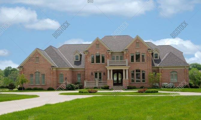 Brick Mansion Kentucky Usa