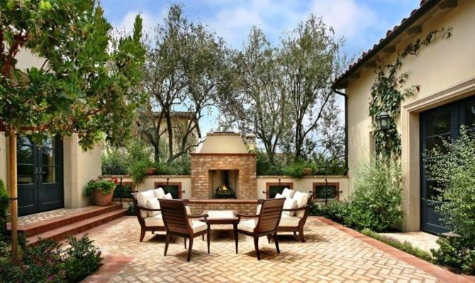 Brick Patio Design Beautiful Ideas Build House