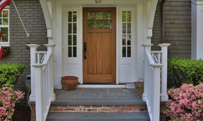 Brick Porch Designs Photos
