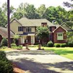 Brick Siding Home