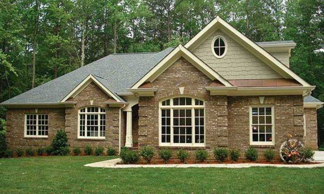 Brick Small Ranch House Floor Plans Design