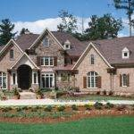 Brick Stone House Plans Build Planter Bench Pdfplans