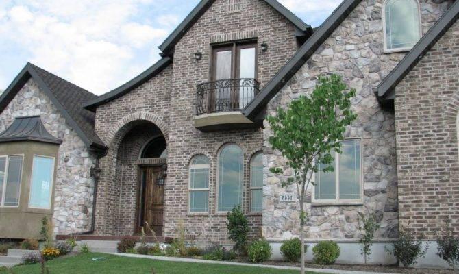 Brick Stone House Plans Prestigenoir