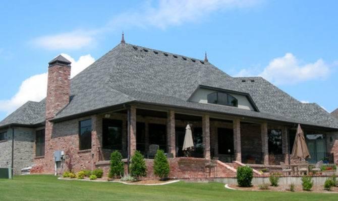 Brick Stone House Plans Smalltowndjs