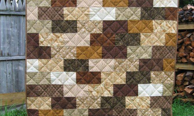 Brick Wall Quilt Pattern Bluestripedroom