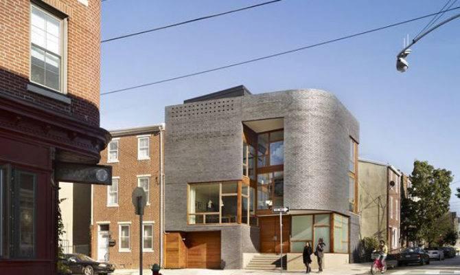 Brickhouse Ultra Modern Architecture House