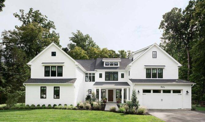 Bright Airy Contemporary Farmhouse Style Surrounded
