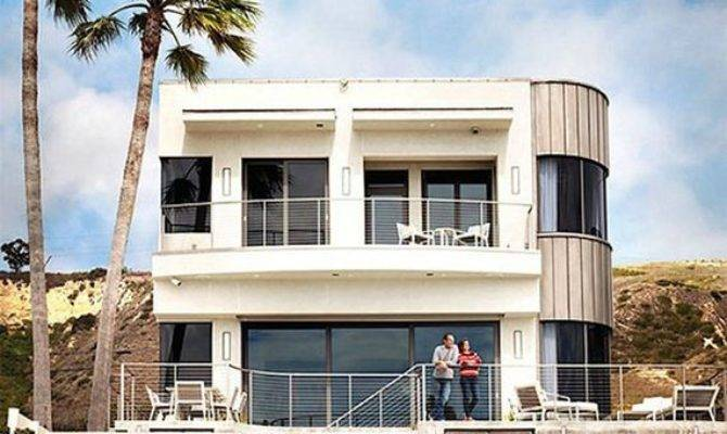 Bryan Cranston Beach Side House Los Angeles Barnorama