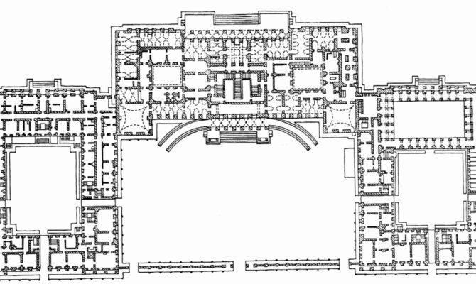 Buckingham Palace Floor Plans Home Improvements