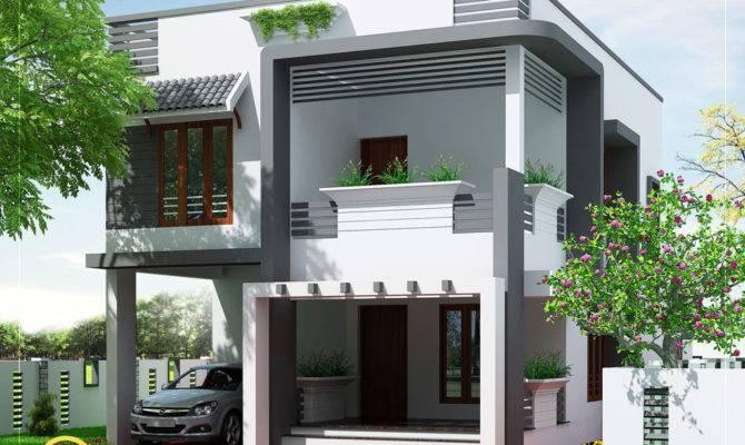 Budget Home Design Plan Kerala Floor