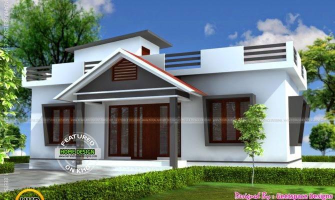 Budget Home Plans Design Kerala Small