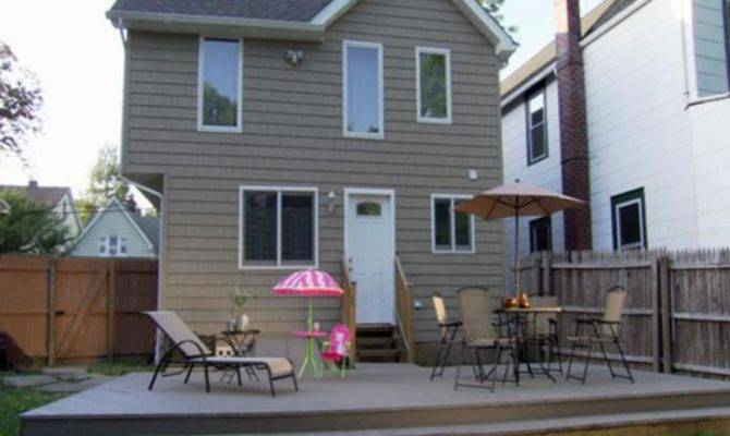 Build Backyard Deck Hgtv