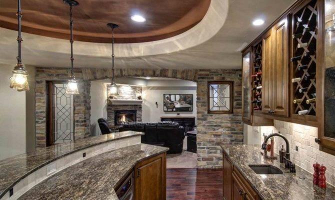 Build Basement Bar Ideas Your Homes Mini Wet