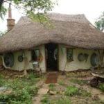 Build Cheap House Pounds Cob