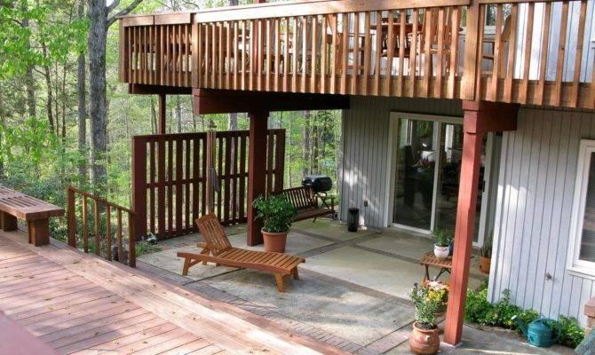 Build Deck Part Design Plans Diy Real