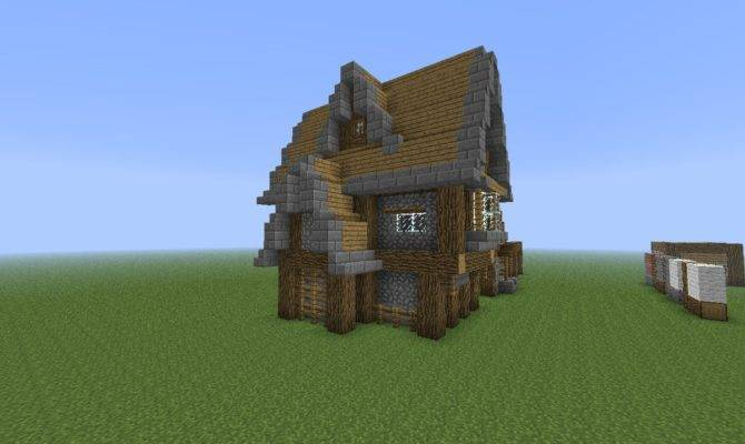 Build Good Looking Minecraft Houses Detailed Builds