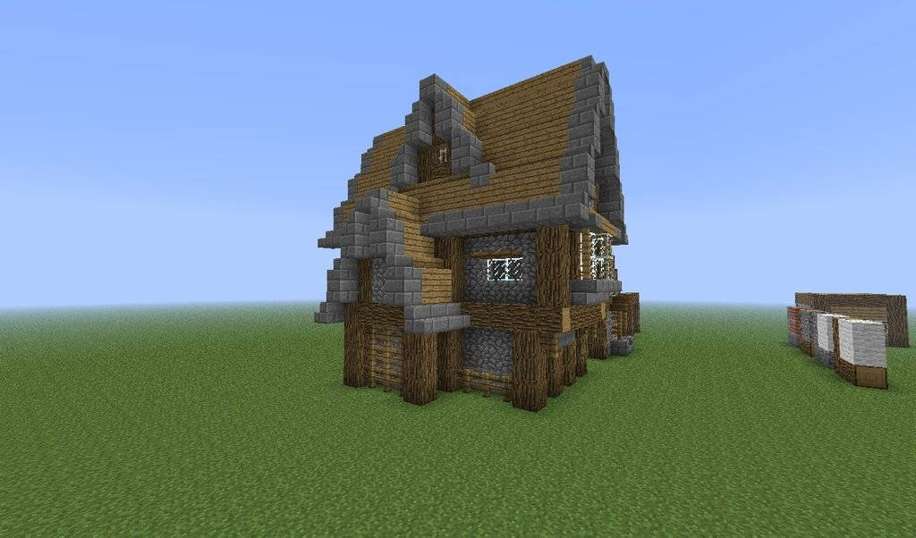 Build Good Looking Minecraft Houses Detailed Builds House Plans 53086