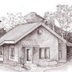 Build Gorgeous Straw Bale Home Around