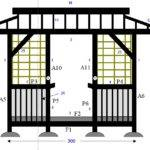 Build Japanese Tea House Intitial Plans