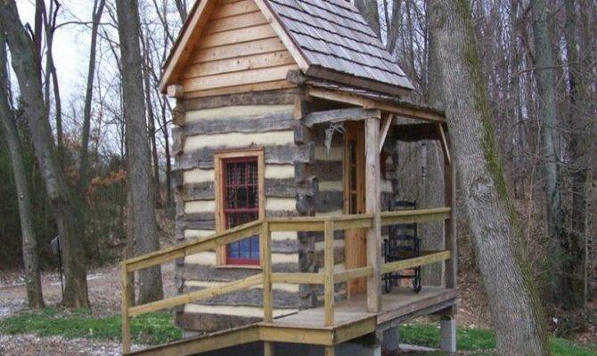 Build Log Cabin Timber Frame