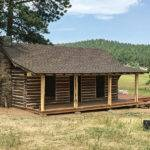 Build Old School Log Cabin