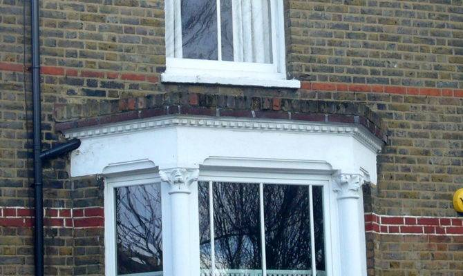 Build Parapet Roof Over Bay Window Roofing Job Charlton