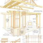 Build Pergola Canadian Home Workshop