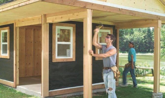 Build Shed House Plans Pdf