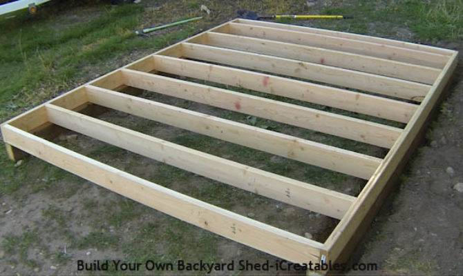 Build Shed Storage Building Instructions