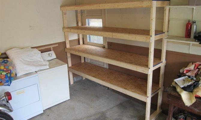 Build Shelf Garage