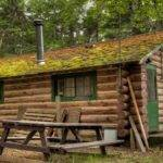 Build Simple Log Cabin Small Home Floor Plans