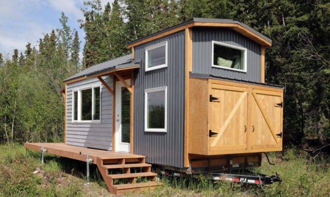 Build Tiny House Wheels Cheap Tedx Designs