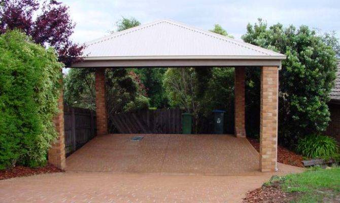 Building Carport Preparation Part Diy