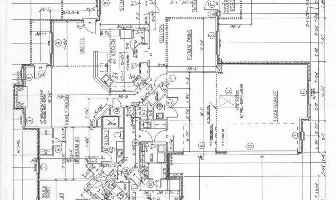 Building Construction Plans Homes Floor