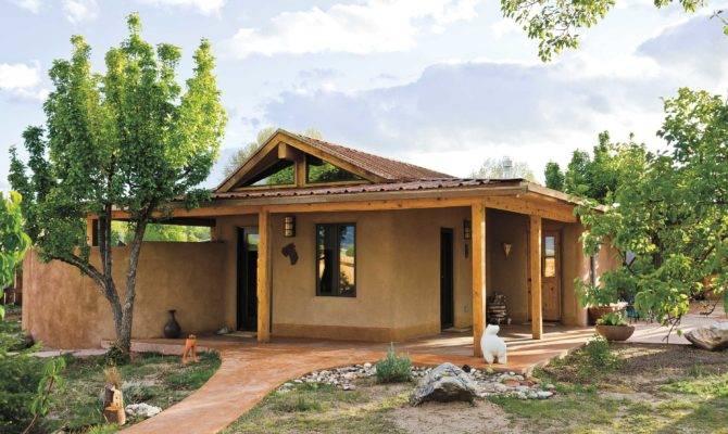 Building Earthen Homes Using Original Diy Material Green
