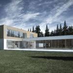 Building Exterior Design Idea Minimalist Style Latest Map