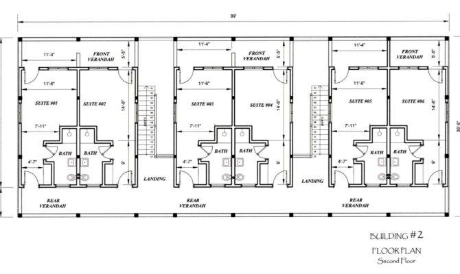 Building Floor Plan Interior